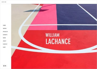 William LaChance | 藝術家